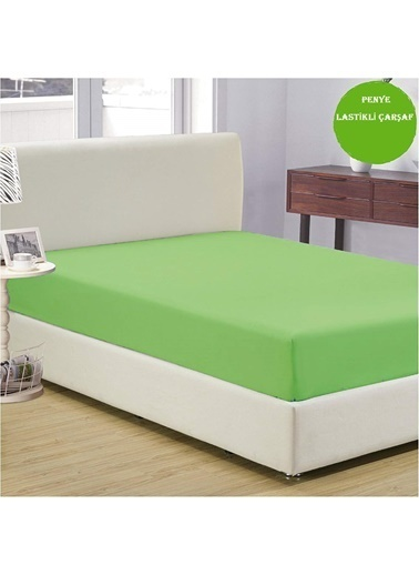 Komfort Home Komfort Home Çift Kişilik Penye Lastikli Çarşaf 160X200 Cm Renkli